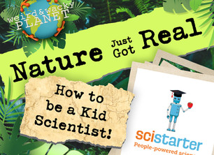How to be a Kid Scientist!