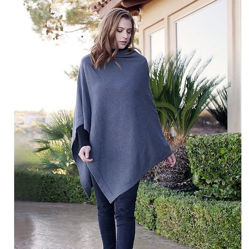 Poncho....travel, nursing, receiving blanket, multi use!