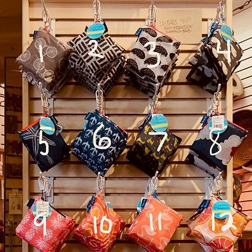 Eco-Friendly Blu Bags: reusable shopping bag