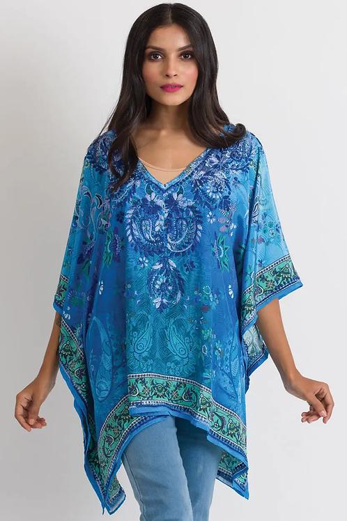 Ranita Embroidered Top