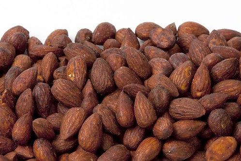 Tamari Roasted Almonds 1/2 lb