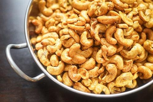 Curried Cashews 1/2 lb