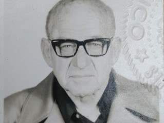 Archivo José Weber Beisinger por Gregorio Vázquez