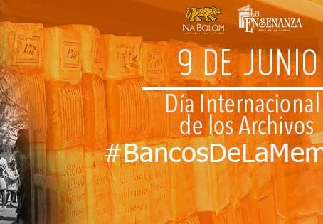 Un tesoro documental (9 de junio #diainternacionaldelosarchivos)