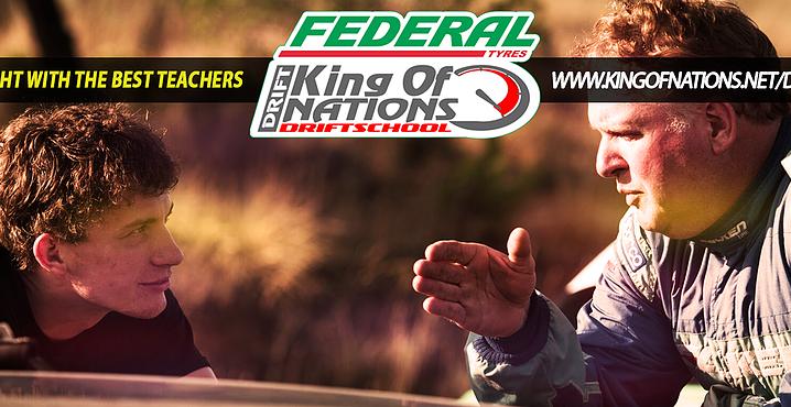 King of Europe Ltd Announces King of Nations Worldwide DriftSchool