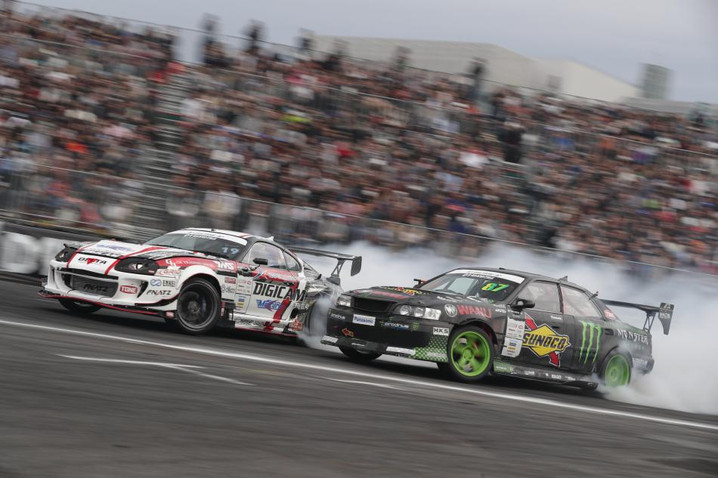 World's First FIA Intercontinental Drifting Cup Announced