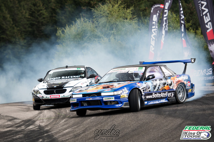 King of Touge Grand Final - Pipay, France