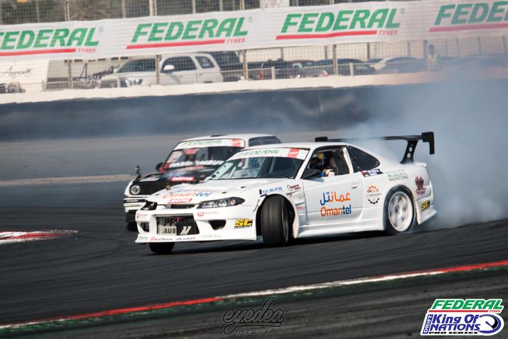 King of Nations & King of Desert Round 1 - Dubai Autodrome