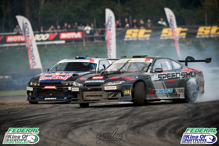 King of Europe & King of Nations Round 7 - Greinbach, Austria
