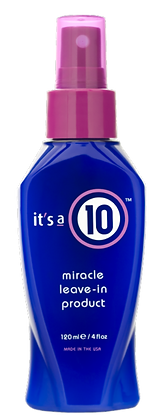 It's a 10 - Miracle Leave In Product (4oz)