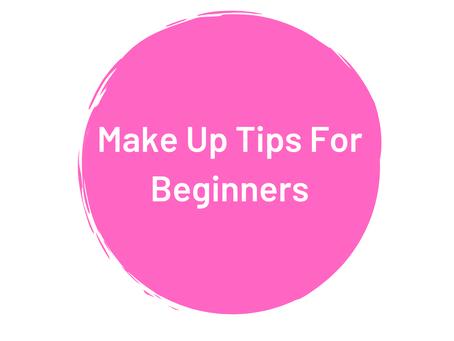 10 Make Up Steps For Beginners