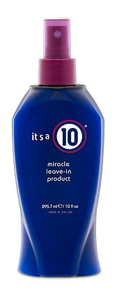 It's a 10 - Miracle Leave In Product (10oz)
