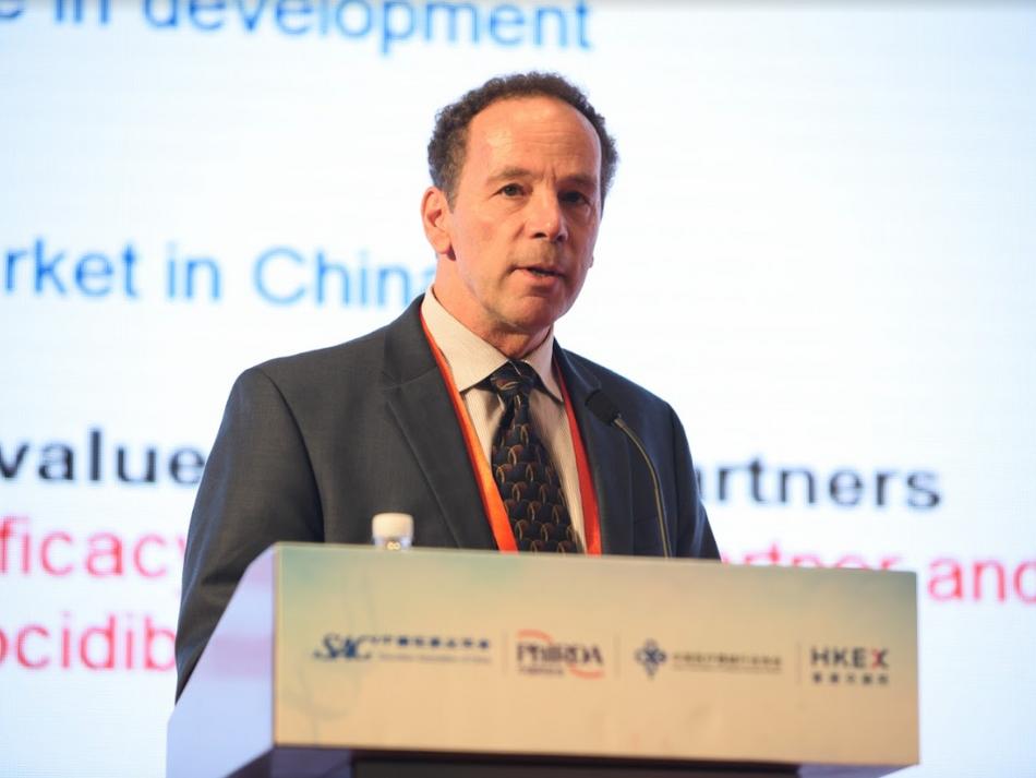 Michael Cardone, Co-Founder, President & CEO, Eutropics Pharmaceuticals
