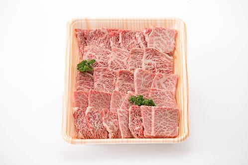 雫石牛 バラ・肩・ミックス ー焼肉用ー 400g