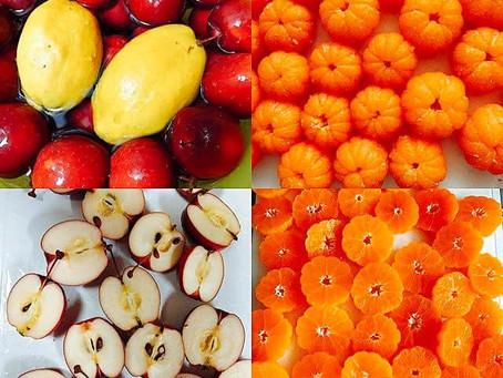 新鮮フルーツで、醗酵ドリンクづくり!