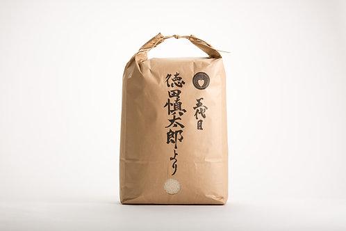 米 徳田慎太郎のおこめ (精米・玄米) 10kg