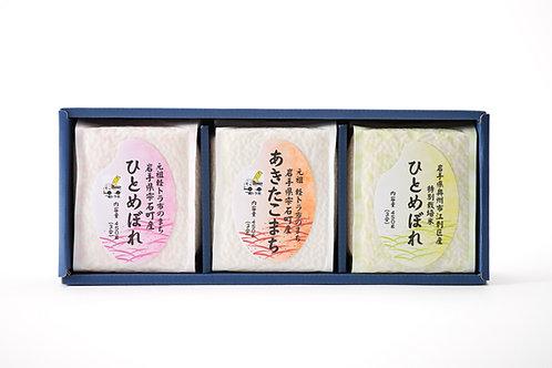 米 県産お米セット