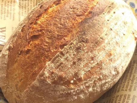 3食食べても、飽きないパン?