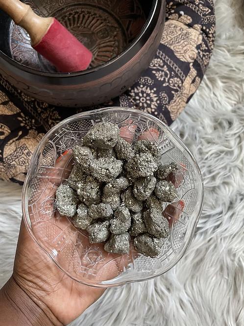 Pyrite Nugget
