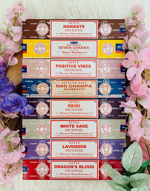 Satya Incense Collection