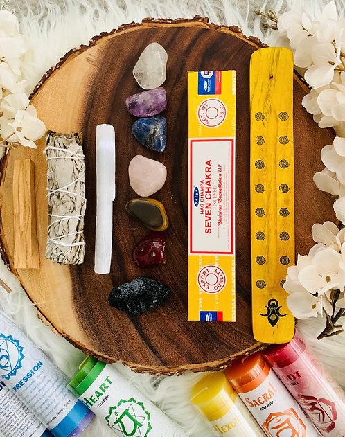 Chakra Box (26 Items)