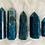 Thumbnail: Blue Apatite Point