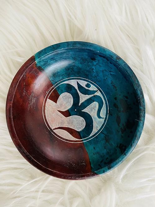 OM Smudge Bowl