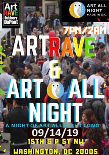 Art Rave DC All Night