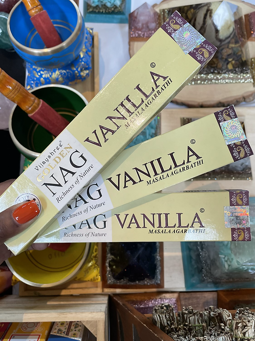 Vanilla Incense