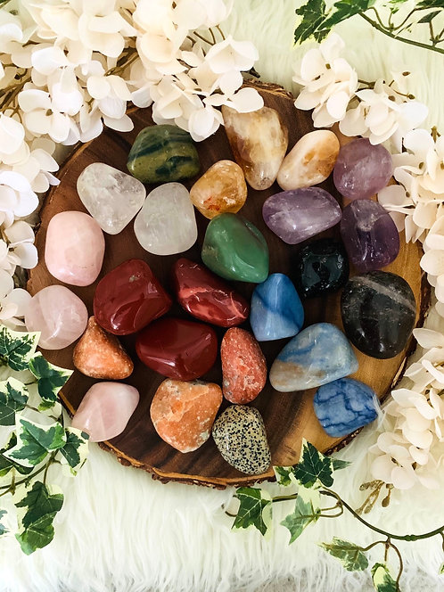 Stones for the Aura