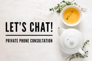 Phone Consultation - Reiki Services