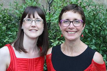 Catherine Smith & Wendy Sergeant