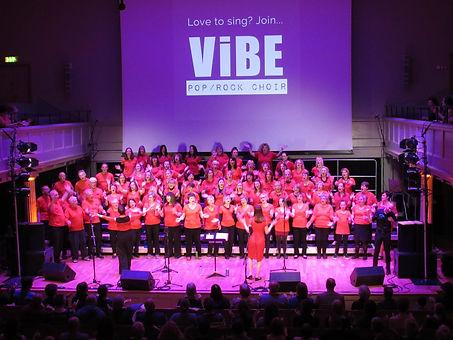 Vibe Pop/Rock Choir