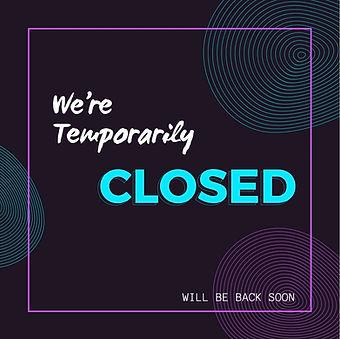 were-temporarily-closed-banner-design-ve