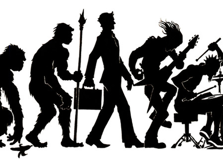 Musical Evolution Part 1 - The Theory