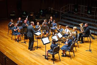 Mark Glover Brass Ensemble Conductor Teacher Director Arranger