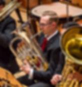 Mark Glover Tenor Tuba Orchestra Euphonium Planets