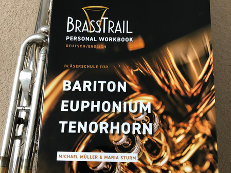 Product Review - BrassTrail Workbook