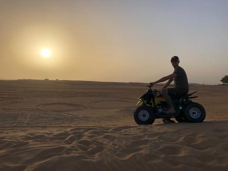 Teaching Abroad Part 2 - Dubai