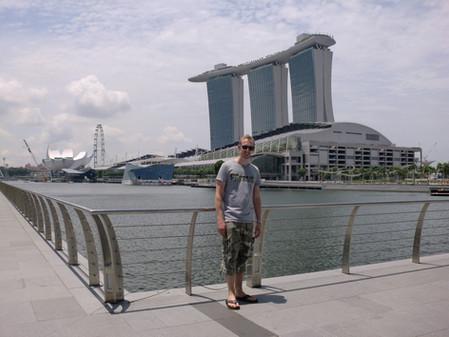 Teaching Abroad Part 1 - Singapore