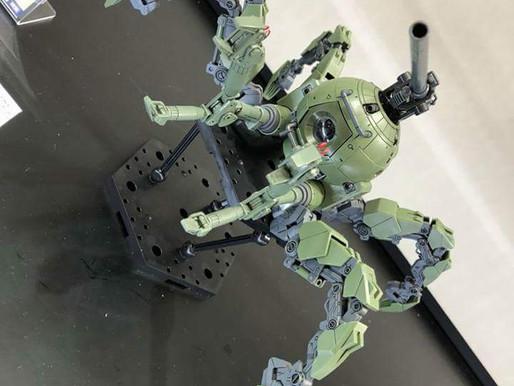 P-Bandai MG 1/100 Stormbringer Gundam, P-Bandai MG 1/100 PolyPod Ball