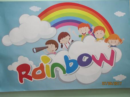 Пришкільний літній табір «Rainbow»  у ДХ НВК «Премудрість».
