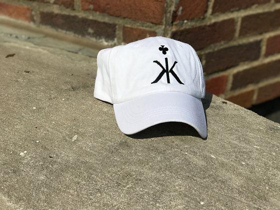 Kindred Klub White Dad Cap