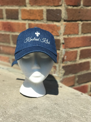 Kindred Klub's Denim Dad Cap