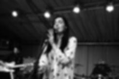 Marie Navarro chanteuse jazz bossa nova mariage event