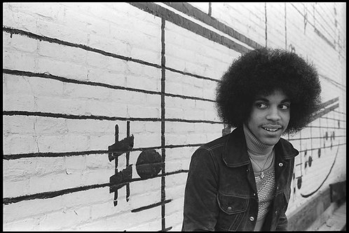 Close Up Outside of Schmitt's Music Store, Downtown, Minneapolis, 1977
