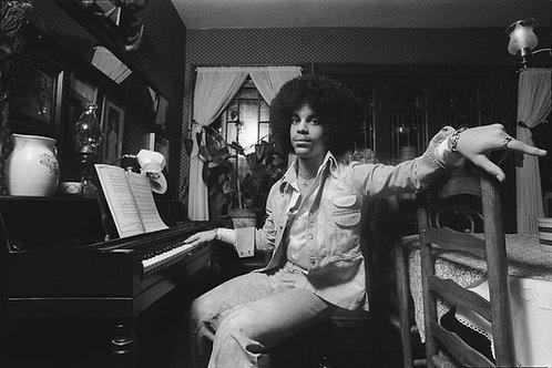 Prince at Piano