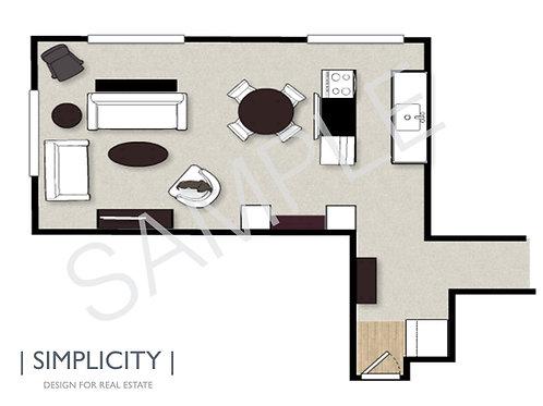 Furniture Floor Plan