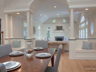Understanding the importance of staging a traditional home...