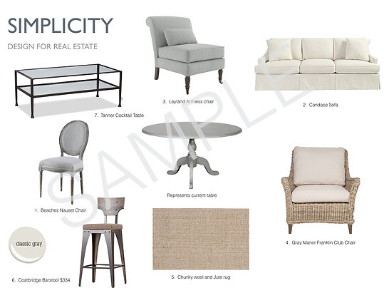 FIND YOUR STYLE WITH SIMPLICITY